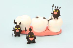 進行度別の虫歯の治療とは