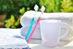 歯磨き粉の使用について
