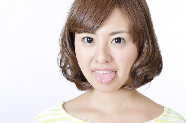 舌の癖が歯並びに大きな影響を及ぼします